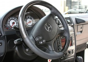 MAcarbon Mercedes G55 Steering Wheel