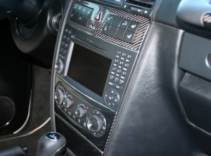 MAcarbon Mercedes G55 Upper Console
