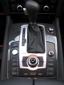 MAcarbon Center Console for the Audi Q7