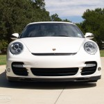 Porsche 997 Turbo S from the front
