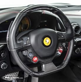 Ferrari F12 Steering Wheels