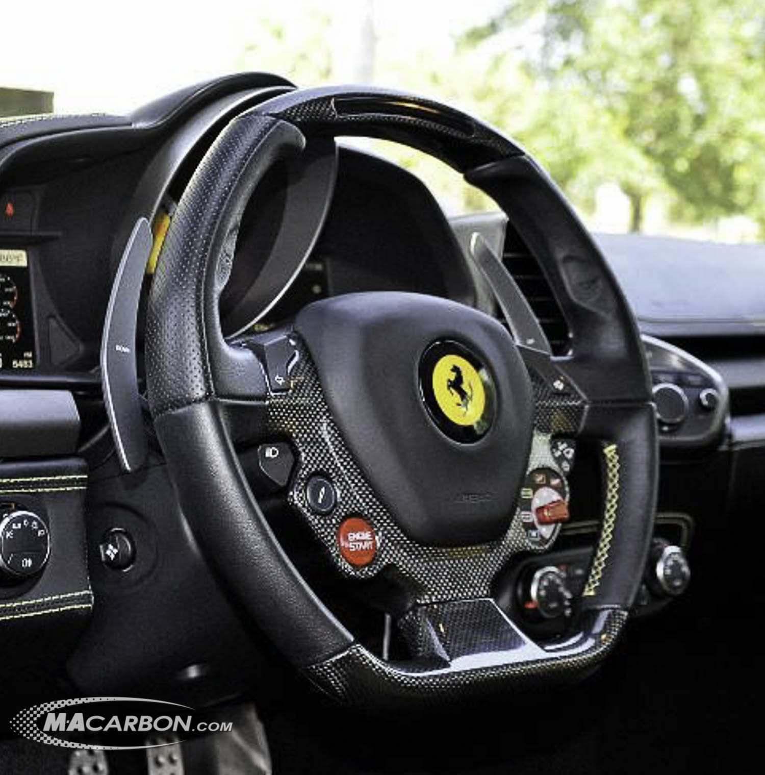 الأشعة تحت الحمراء بكفاءة سحق Ferrari Steering Wheel Cabuildingbridges Org