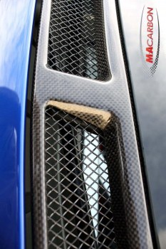 Ferrari 430 Rear Deck Vents