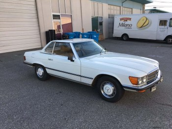 '73 350SL 4-speed French Market