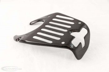 Capristo 458 Engine Lock Cover