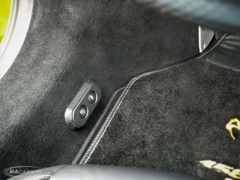 Ferrari 458 Hood Release Button Surround Holder