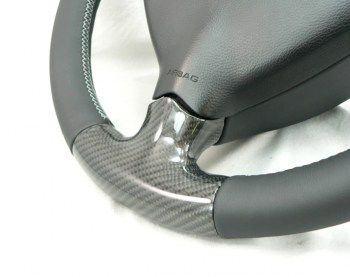 Carrera GT Thick Carbon Steering Wheel