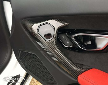 Huracan Door Handle Set