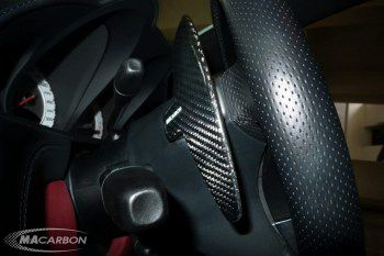 Mercedes AMG Exteneded Shift Paddles