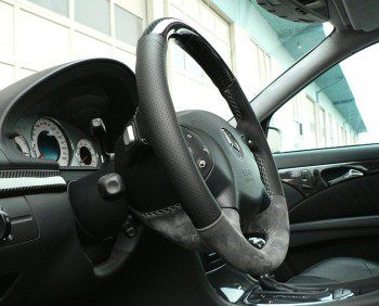 E55 AMG Steering Wheel Thick